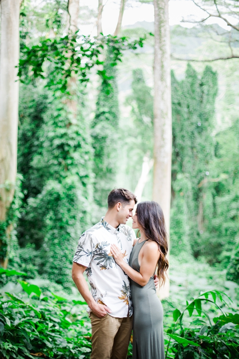 Nature love Engagement