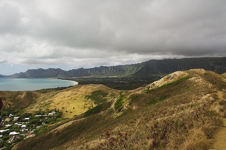 Kailua hiking photo