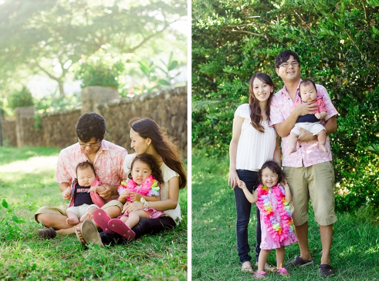 hawaii family session