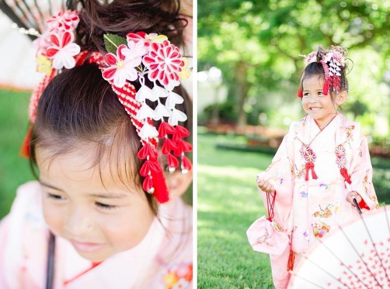 Kimono Japanese style
