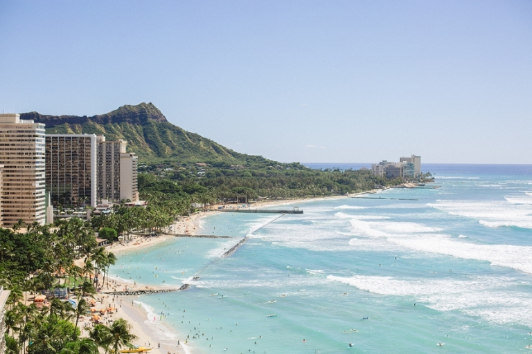 Diamond head view hotel