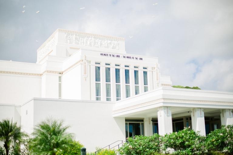 Laie LDS Temple