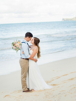 Intimate Wedding in Hawaii