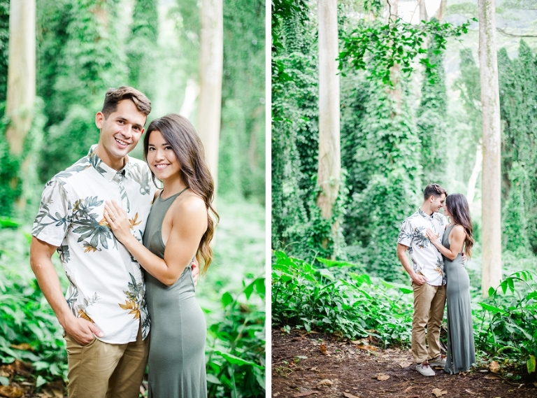 Engagement Location in Hawaii