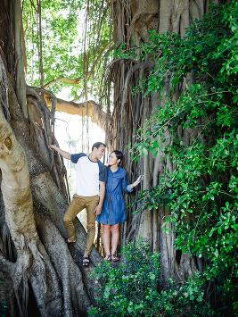 Nature Love Engagement