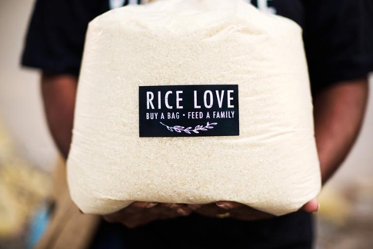 Rice Love Bags