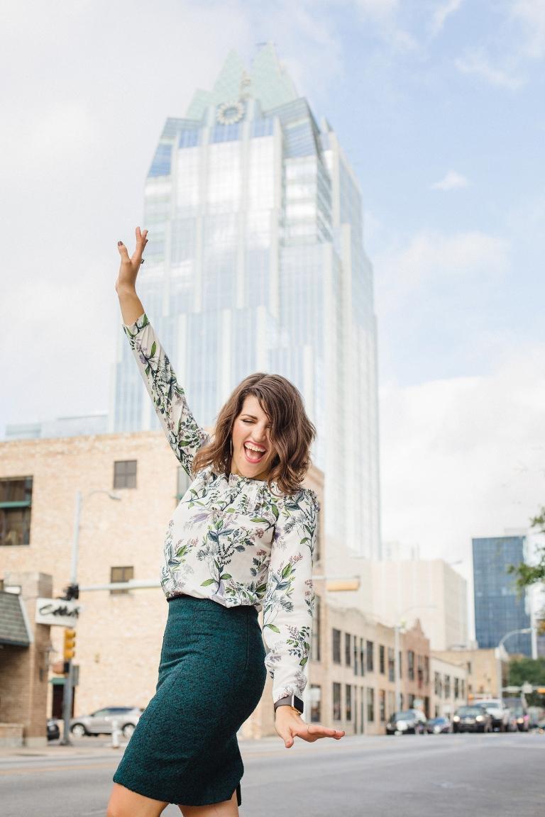 Austin Downtown Photoshoot